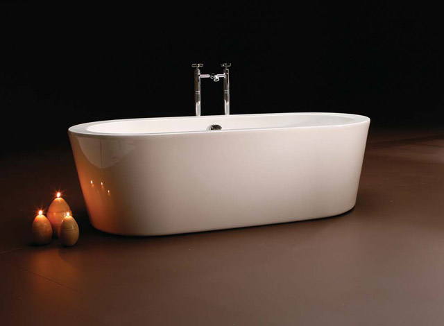 A Freestanding Bath