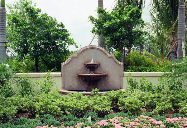 Wall Fountains. There Are More Aspects To Completing A Gorgeous Garden Than  Merely Planting Flower Or Vegetables. All Over The World, Gardening  Enthusiasts ...